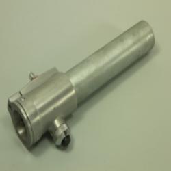 Gasdrehgriff / Gasgriff / Rollgas für BMW für Lenker 25 mm mit Hupenknopf , ohne Lichtschalter