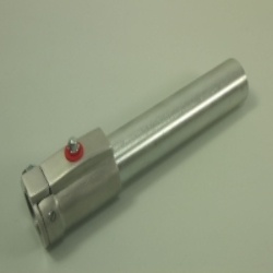 Gasdrehgriff / Gasgriff / Rollgas für BMW R51, R61, R66, R71 für Lenker 25 mm