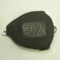 Gummi Kniekissen mit Schaltkulisse für BMW R12, R35