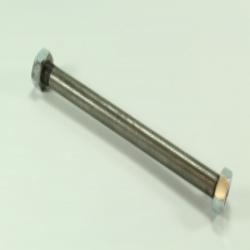 Gelenkbolzen + Sechskantmuttern M12 für Stoßdämpfer DKW 350 NZ 122624-1