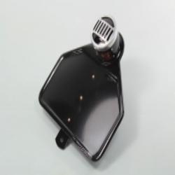 Nummernschild m. Rücklichthalterung m. Rücklicht für DKW 250, 350, 500, SB, NZ, KS, KM, SACHS, NSU, WANDERER Motorräder Ver.2