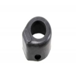 Gummischutz für Gasdrehgriff mit Abschlußring für BMW Motorräder (I-1)