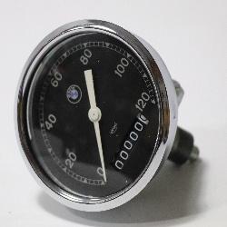 Tacho Wegzähler passend für BMW R12, R20, R23, R35 Motorräder ,VEIGEL, bis 120km/h , 80mm, neu, Nachbau