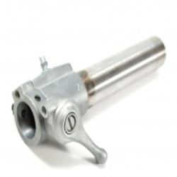 Gasdrehgriff - Gasgriff - Drehgas - Rollgas mit Zündungsverstellhebel für ZÜNDAPP KS600