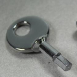 Schlüssel zum Deckel vom Werkzeugkasten für BMW R35 Motorräder