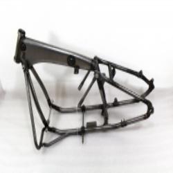 Rahmen - Rahmenteile & Schutzbügel & 4 Schrauben für BMW R75 Motorrad