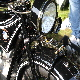 Trommelscheinwerfer Scheinwerfer Lampe BOSCH TS150 BMW R52, NSU, Drad, Ardie NEU