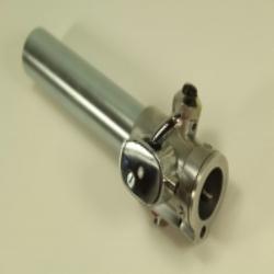 Gasdrehgriff / Gasgriff / Rollgas für BMW R12 , R20, R23 Motorräder ( Ver. verchromt )
