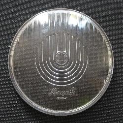 Scheinwerferglas - Glas für Scheinwerfer BOSCH EAS 170 Lampe (170/178mm) z. BMW R4, 5, 6, 12, 17, 35, 51, neu, Nachbau