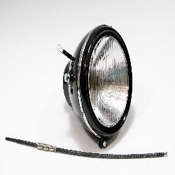 Scheinwerfer Lampe passend für BOSCH TE xxx für BMW, NSU, Drad, DKW, Ardie Nachbau Neu VER.1