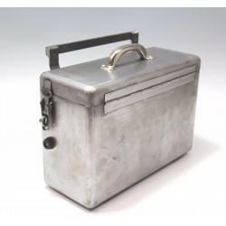 Packtasche (kurz) für RT 125, BMW R75, R12, R71, R66, Zündapp KS 750, WH # Rohzustand # Motorräder